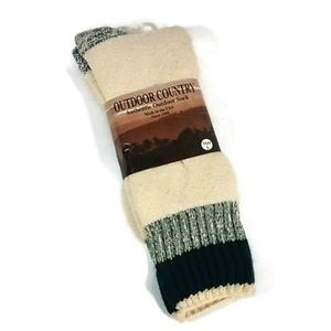 Outdoor Country Authentic Forest Thick Socks USA